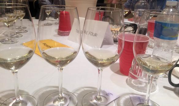 Flight 1- Pinot Gris and Pinot Grigio